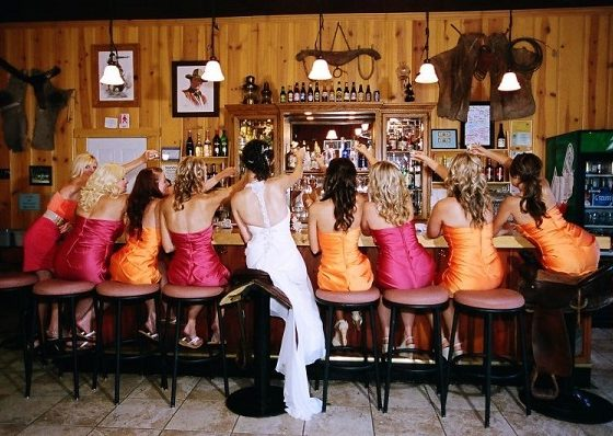 Alcohol At Your Wedding Reception