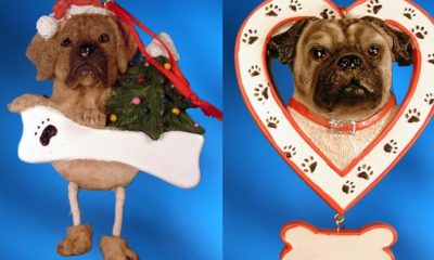 Dog Ornaments For Dog Lovers