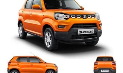 Maruti Suzuki S-Presso vs. 2019 Renault Kwid Specification Comparison