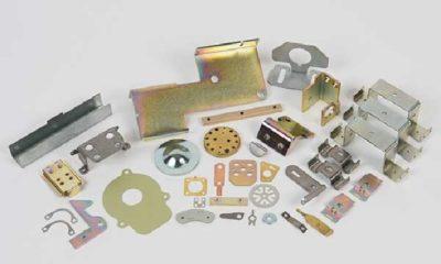 Product Using Metal Stamping