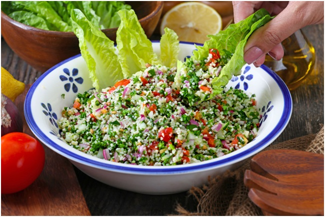 Tabbouli, How to make quick and easy Tabbouli