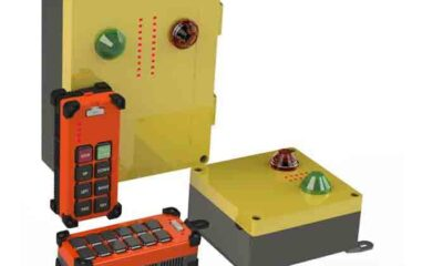 Wireless Remote Controls for Cranes