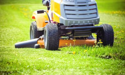 Why do i need a commercial lawn mower