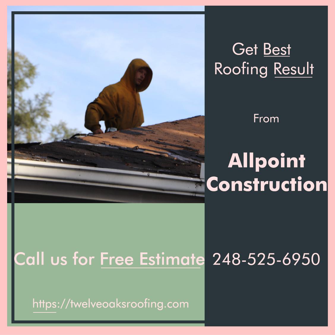 Roofing at Farmington hills Michigan