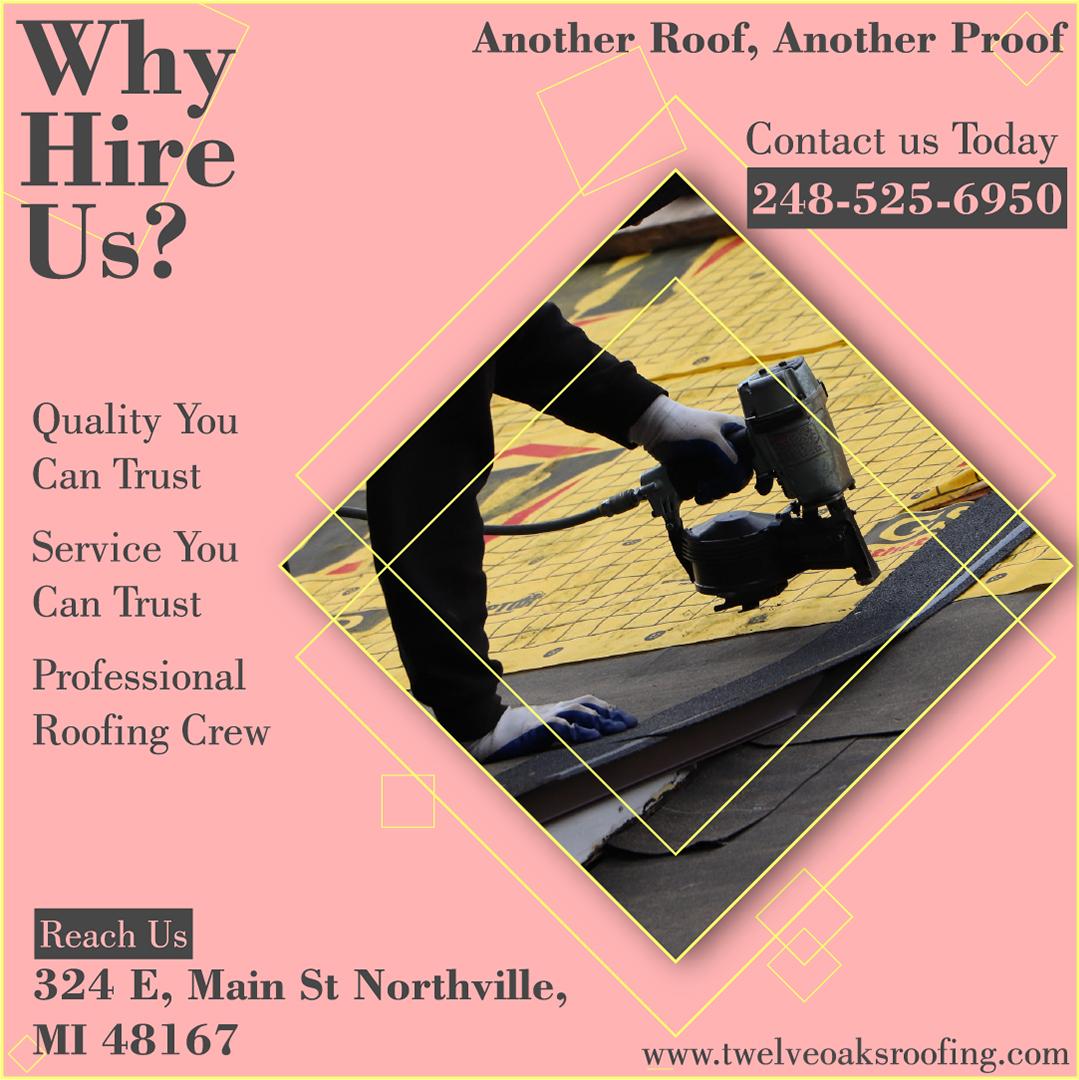 Roofing Farmington Hills Michigan