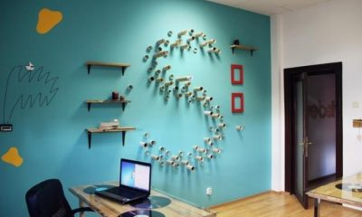 Add Art to Unexpected Spaces in Your Home